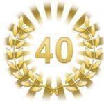 Jarig 40 Jaar